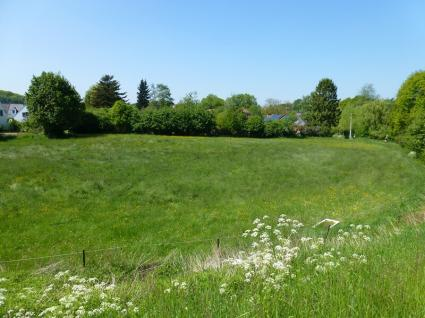 Plot surface for sale - LASNE