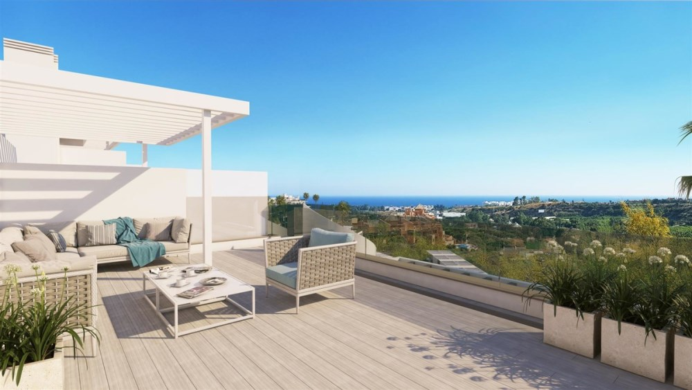 photo_Magnificent apartment of 2 bedrooms with terraces in MARBELLA