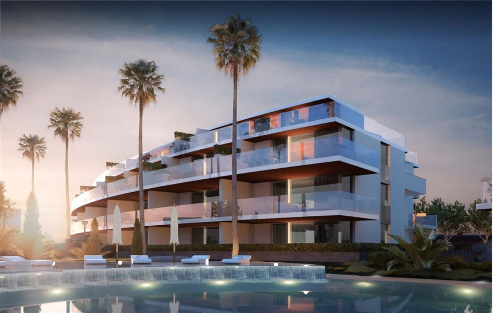 photo_Magnificent apartment of 3 bedrooms WITH SWIMMING POOL in CALANOVA GOLF