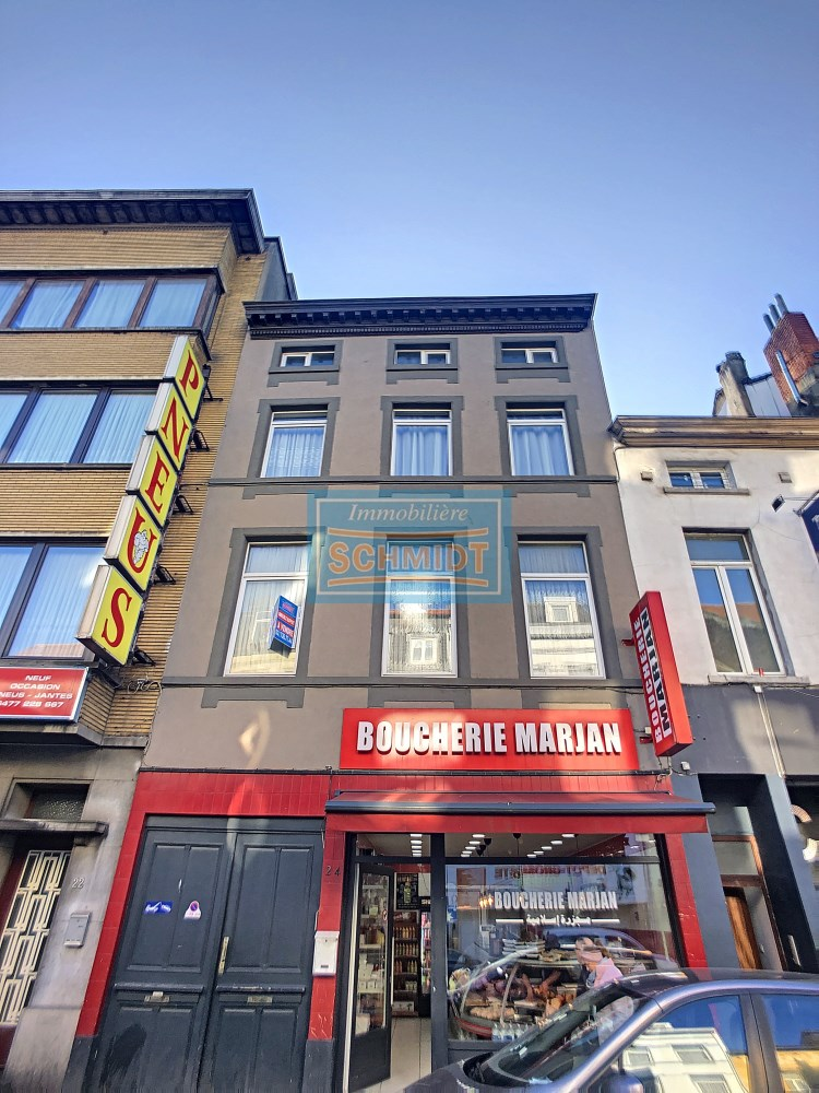 photo_Building with separate apartments for sale in Anderlecht