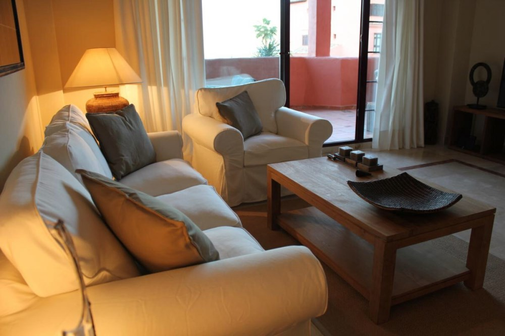 photo_Magnificent furnished apartment for 4 people in Marbella
